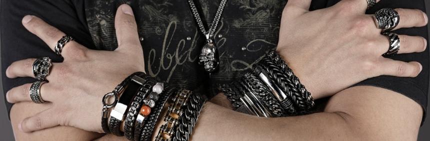 Бижутерия Zippo - браслеты, кольца, подвески