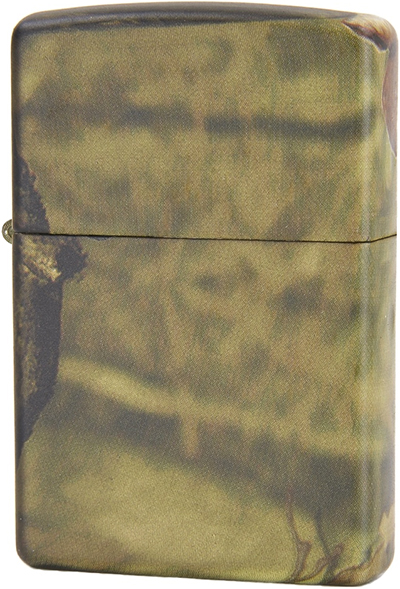 28738 Зажигалка Zippo Break-up infinity, Mossy Oak