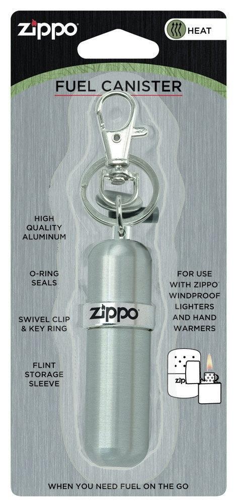 121503 Брелок канистра Fuel Canister Zippo в блистерной упаковке