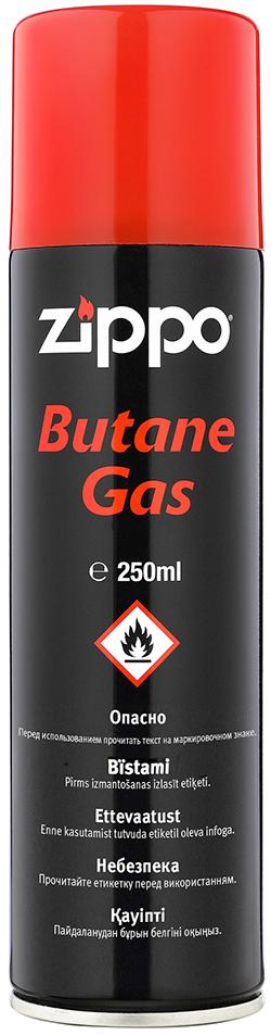 2.005.376 Газ бутан высокой очистки Zippo Butane Fuel, баллон 250мл