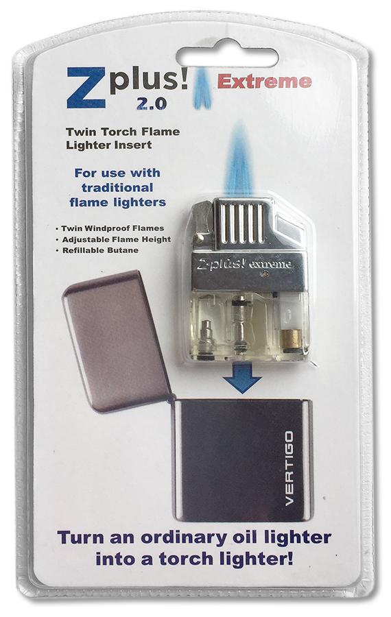 Газовый механизм ZPlus Jet Lighter Butane Extreme для зажигалок Zippo - блистер