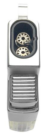 Газовый механизм ZPlus Jet Lighter Butane Extreme для зажигалок ZippoГазовый механизм ZPlus Jet Lighter Butane Extreme для зажигалок Zippo - два газовых сопла