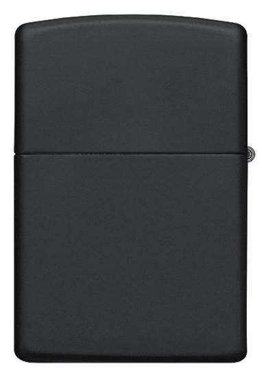 29735 Зажигалка Zippo Flaming Dragon Design, Black Matte тыльная сторона