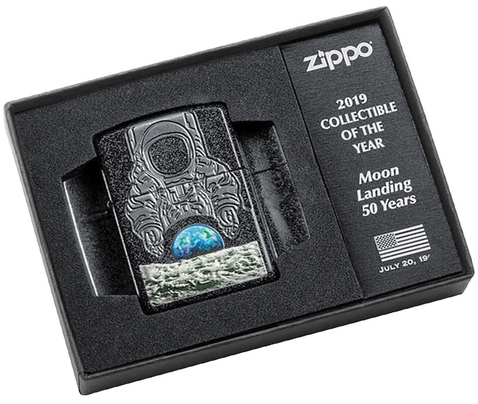 29862 Зажигалка Zippo Limited 2019 Collectible of the Year, Armor Galaxy Stardust