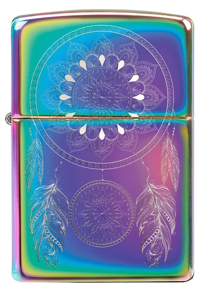 49023 Зажигалка Zippo Dream Catcher, Spectrum Polish