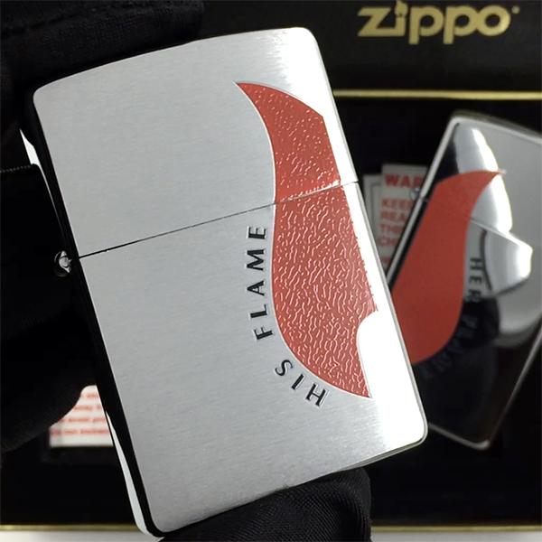 23142 Набор зажигалок Zippo His and Her Flame COMB241