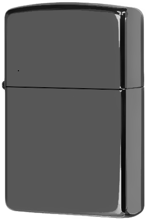 150 Зажигалка Zippo Black Ice