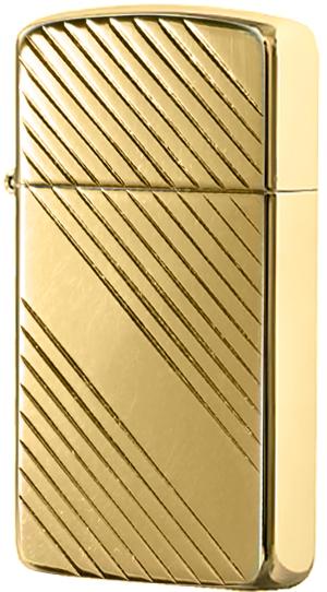 3100GP Зажигалка Zippo Slim Golden Plate