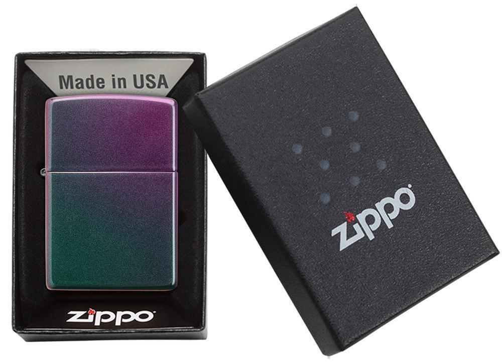 49146 Зажигалка Zippo Classic Iridescent
