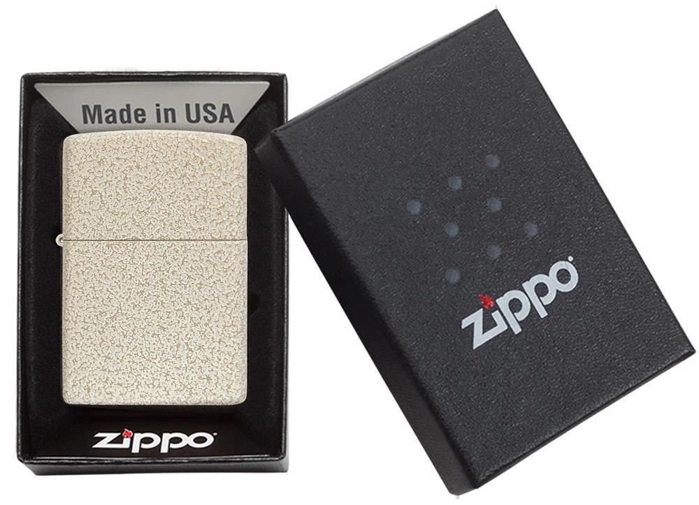 49181 Зажигалка Zippo Classic Mercury Glass