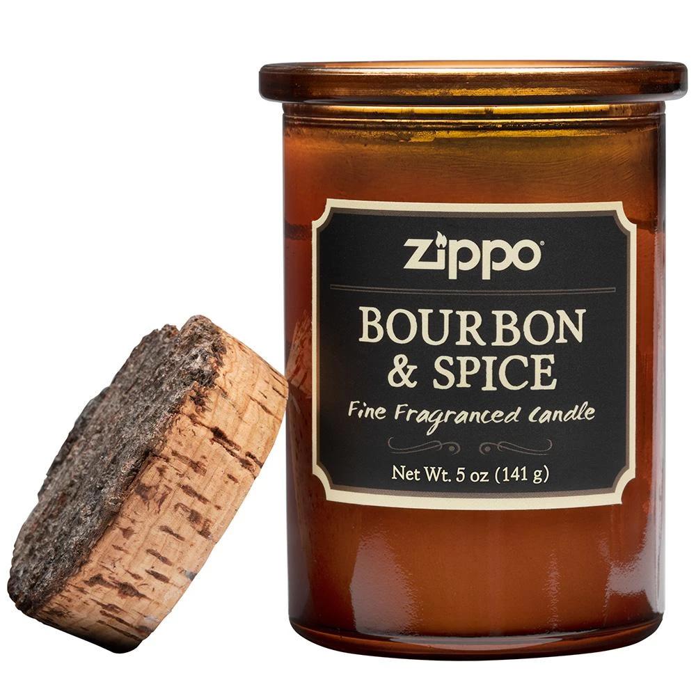 70017 Ароматизированная свеча Zippo Spirit Candle Bourbon & Spice