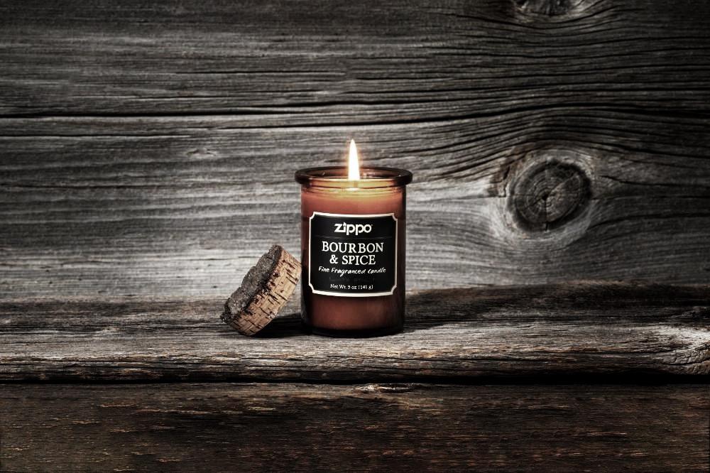 70016 Ароматическая свеча Zippo Spirit Candle Dark Rum & Oak