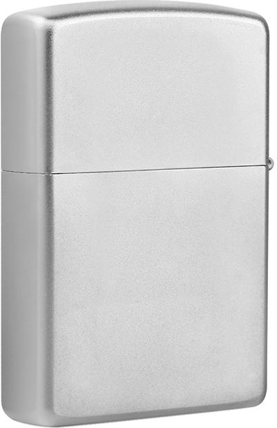 205 Зажигалка Zippo, Satin Chrome