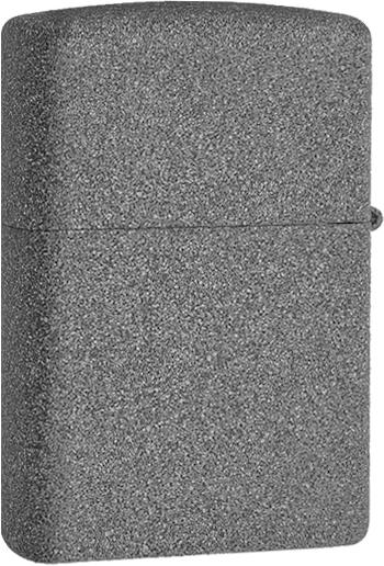 211 Зажигалка Zippo Classic Iron Stone