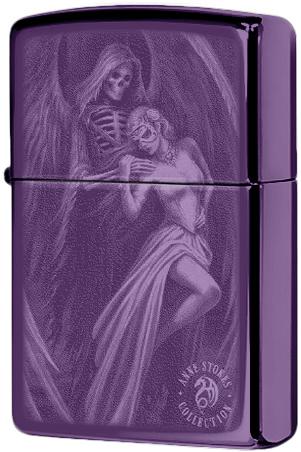 29717 Зажигалка Zippo Anne Stokes, Purple Abyss — zippo.su