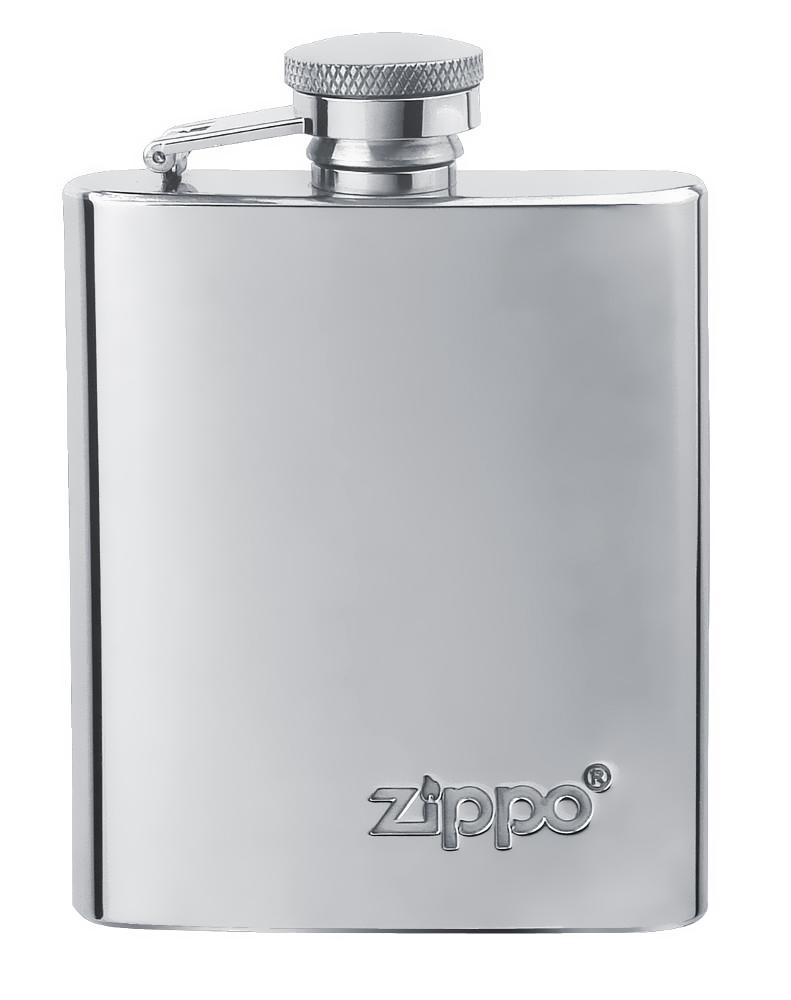 49098 Подарочный набор, зажигалка и фляга Zippo Flask & Lighter Gift Set