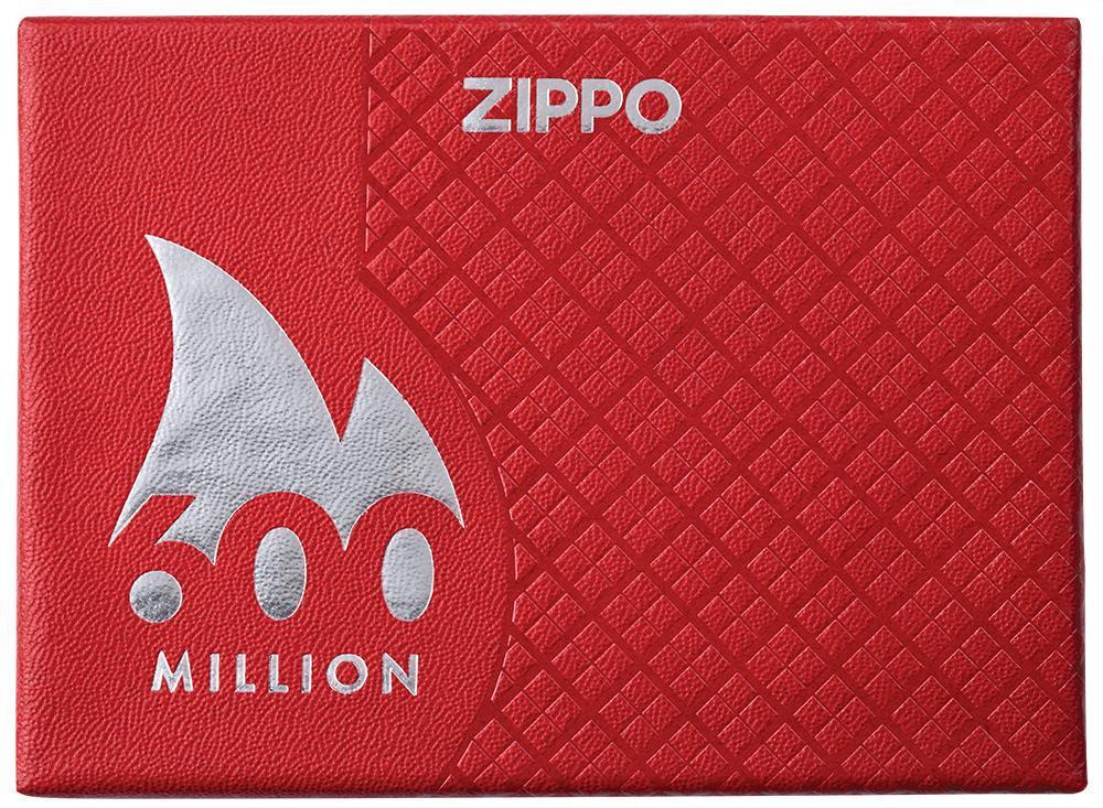 49272 Зажигалка Zippo 600 Millionth Limited Collectible, Polish Chrome — zippo.su