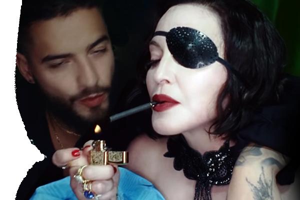 Madonna Maluma Medellín - Zippo Venetian