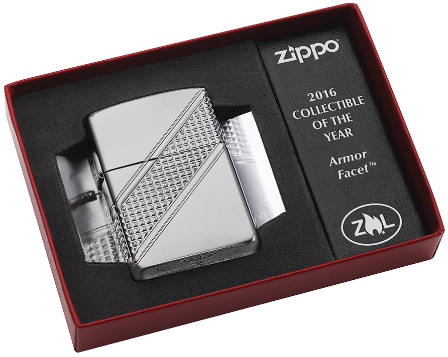 Зажигалка Zippo 2016 Collectible of The Year limited