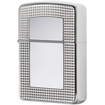 28366 Зажигалка Zippo Carved Border Armor, Polish Chrome