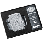 29741 Зажигалка Zippo Harley-Davidson® 2018 Collectible, Polish Chrome