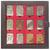 2005422 Кейс для зажигалок Zippo Leather 12 Lighter Display Collector - пример с зажигалками