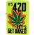 28887 Зажигалка Zippo Let's Get Baked Design, Neon Lemon