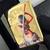 29668 Зажигалка Zippo Mazzi Dragon, Polish Brass