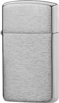 Узкие зажигалки Zippo в узком корпусе, более компактные и легкие