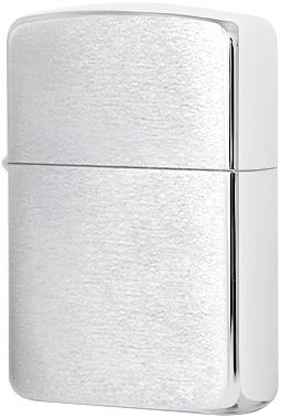 Серебрянные зажигалки Zippo в корпусе из стерлингового серебра