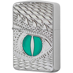 28807 Зажигалка Zippo Armor Dragon Eye, Polish Chrome