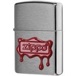 29492 Зажигалка Zippo Red Wax Seal Logo Emblem