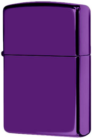 24747 Зажигалка Zippo Deep, Purple Abyss