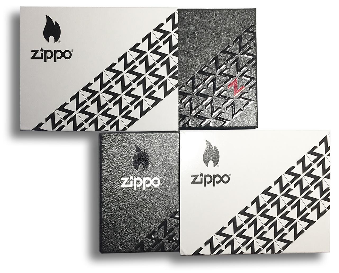 Упаковка для зажигалок Zippo класса люкс