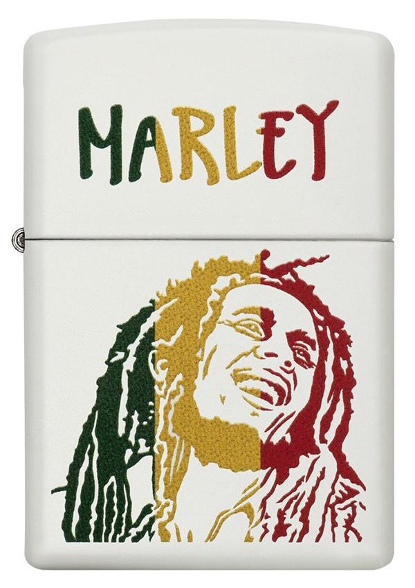 29308 Зажигалка Zippo Bob Marley